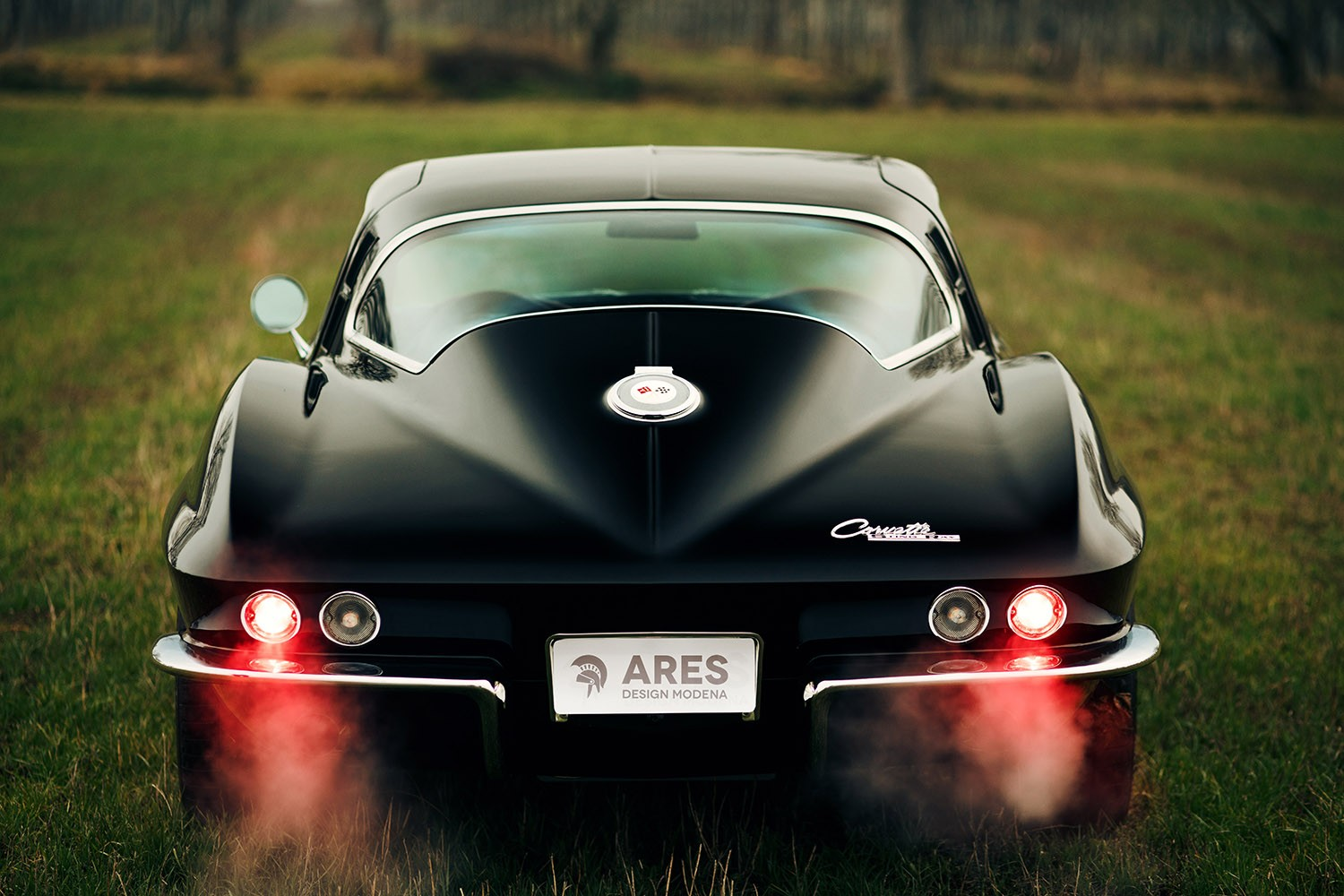 Ares Corvette Stingray Joins Four Other Unique Cars In