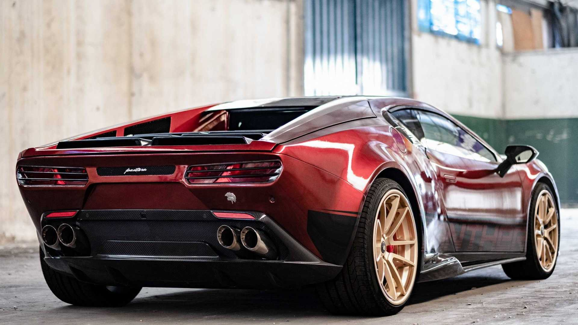 Ares Panther Is the Lamborghini Huracan-based DeTomaso ...