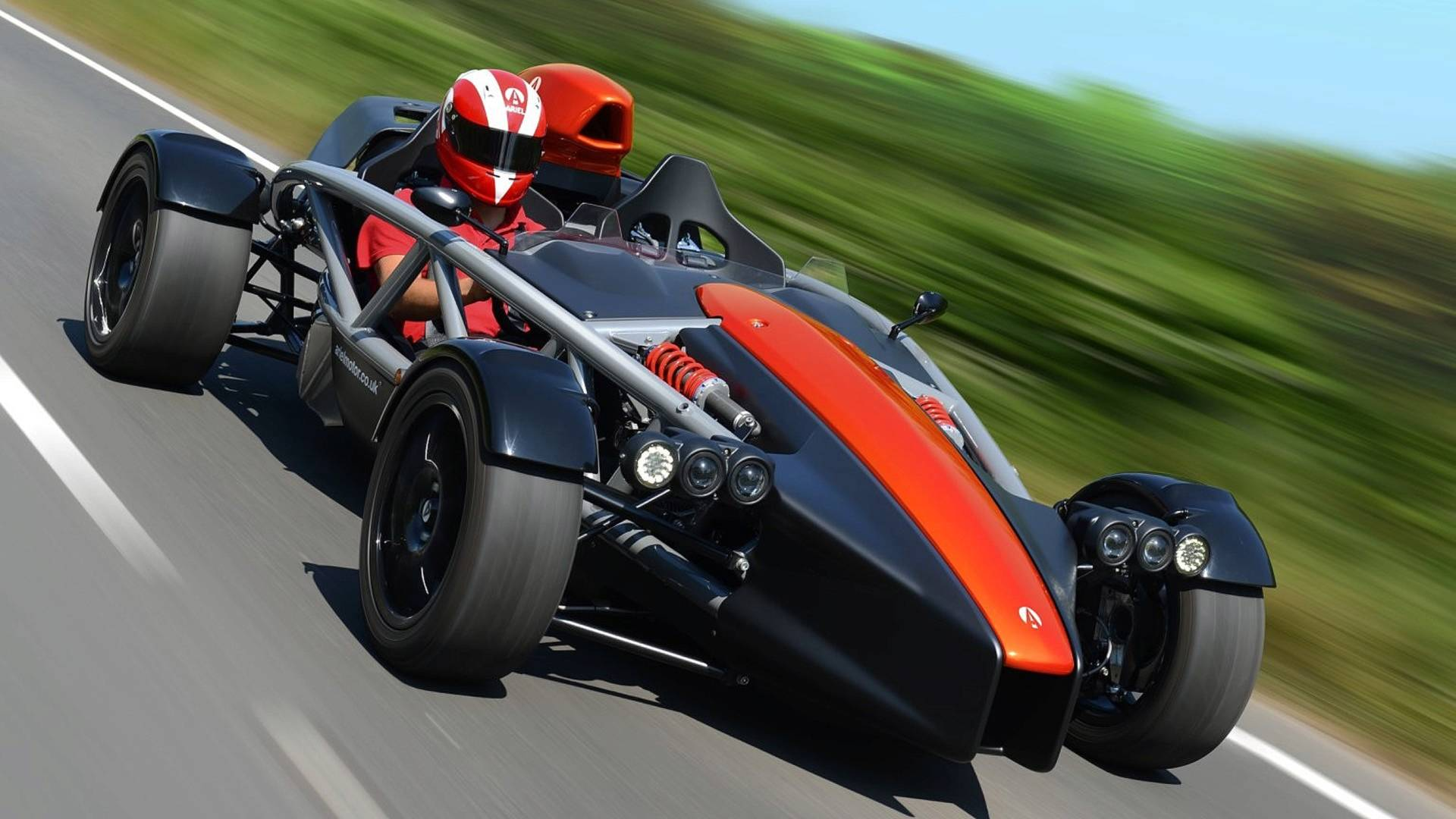 Ariel Atom Owned by Van Halen for Sale on eBay - autoevolution