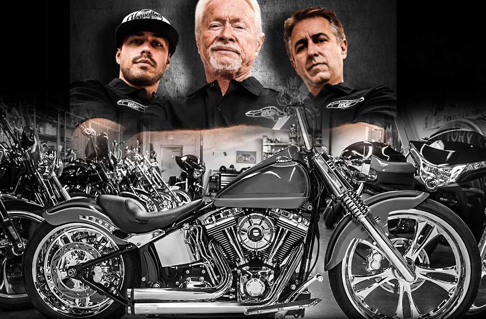 Arlen Ness And Magna Flow To Build Custom Motorcycle