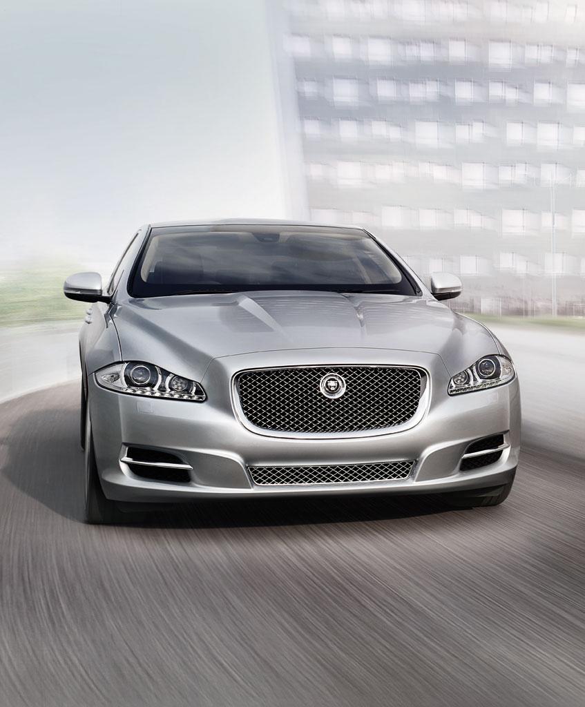 2010 Jaguar For Sale: Armored Jaguar XJ Sentinel Details And Photos