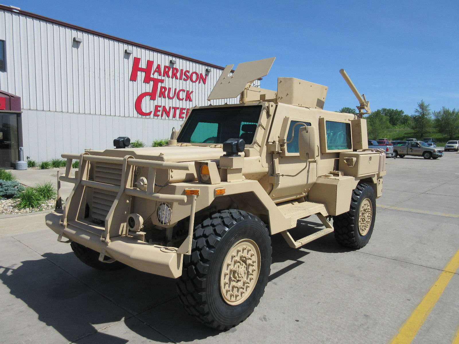 new humvee replacement