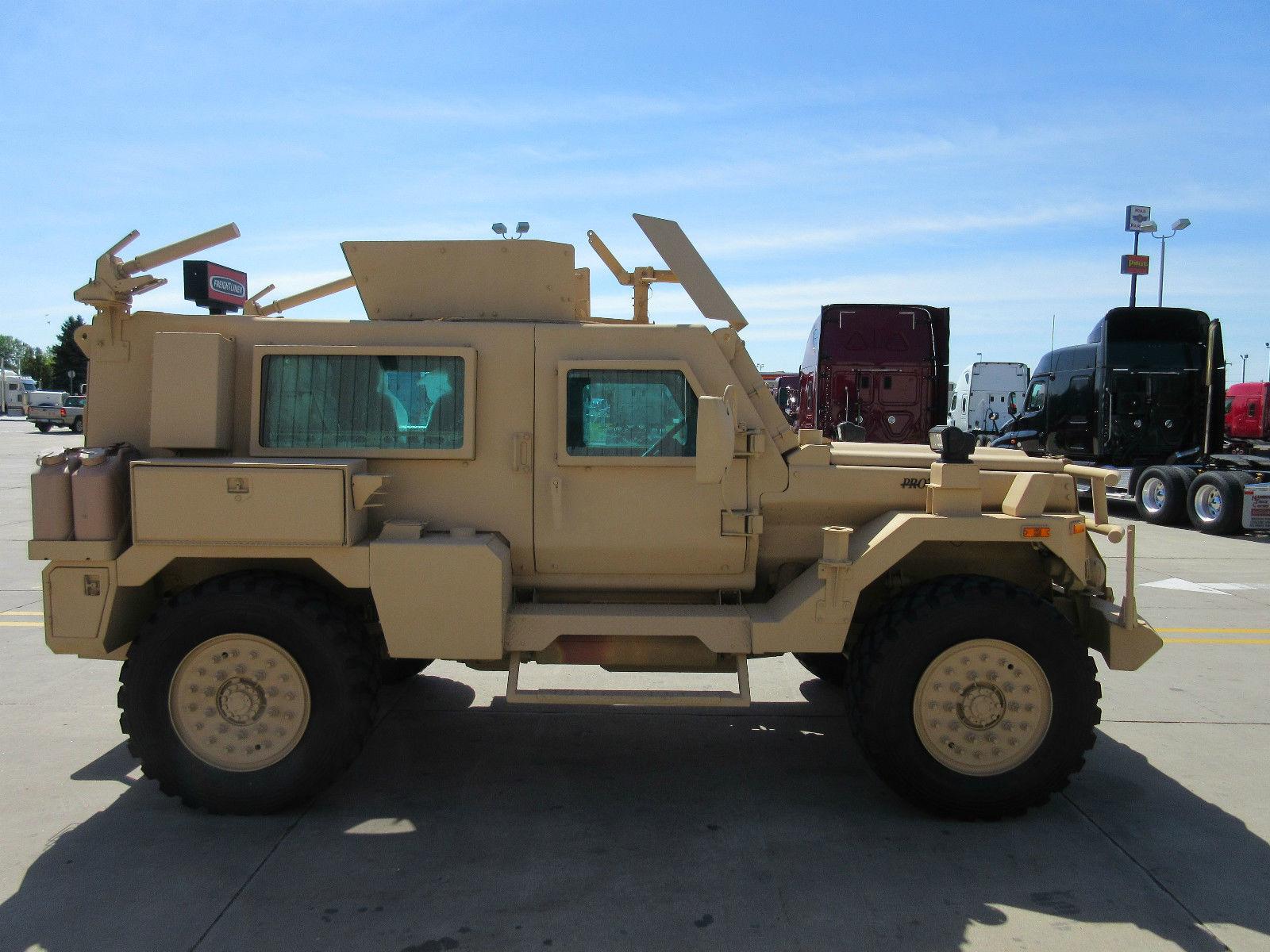 armoredmilitaryvehicleusedinironman3isonebay