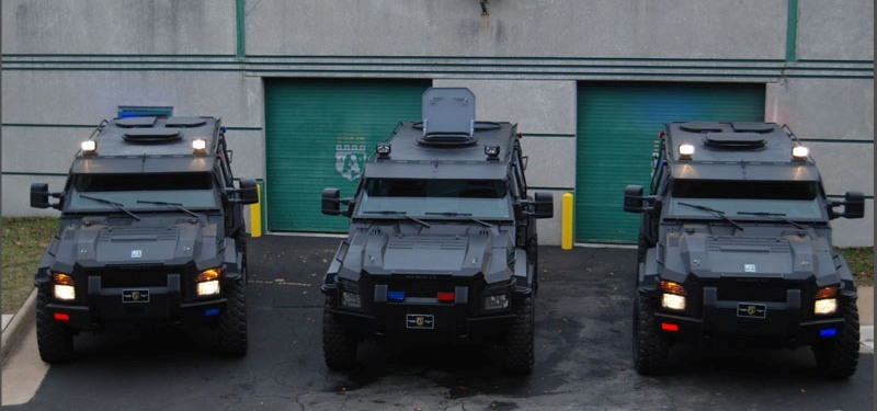 Armoured Ford F 550 Swat Special For Sale At 300 000