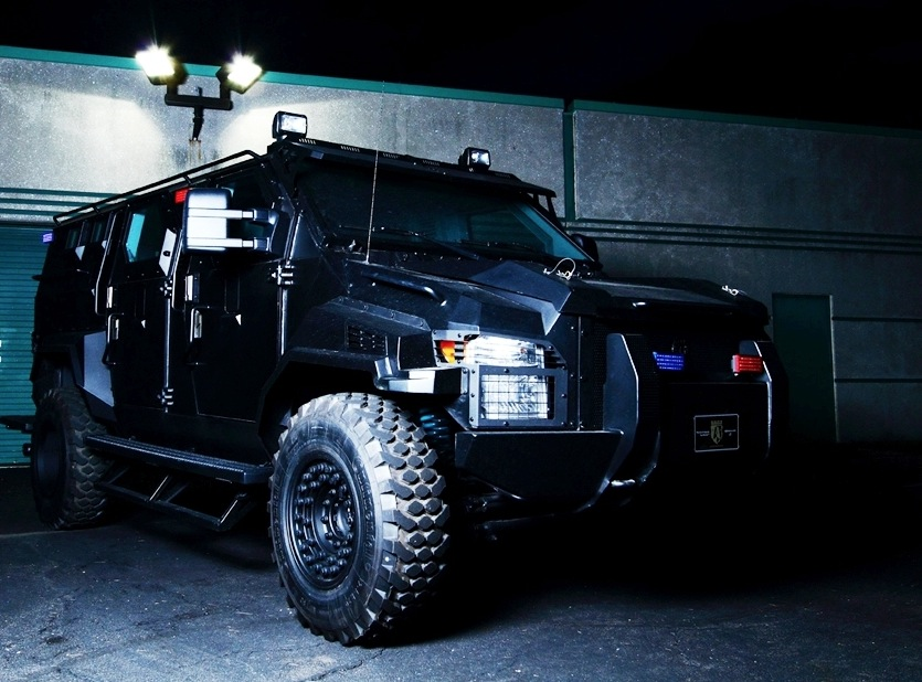 F550 For Sale >> Armoured Ford F-550 Swat Special For Sale at $300,000 - autoevolution