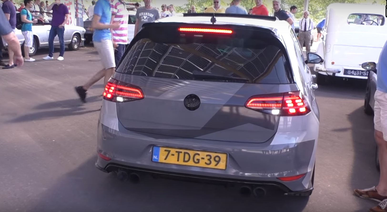 Armytrix Golf 7 R Exhaust Is Deafeningly Loud - autoevolution