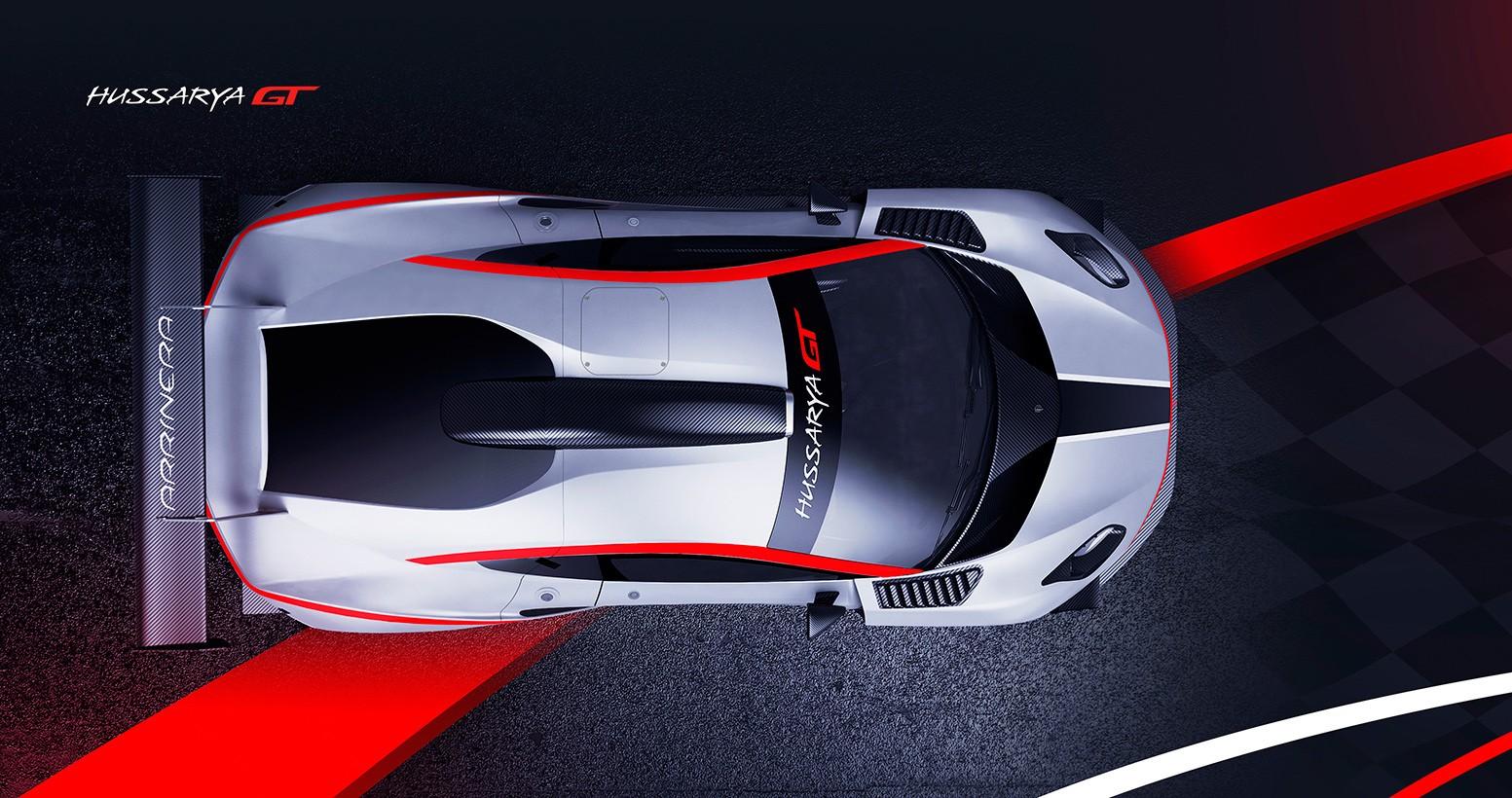 Arrinera Venocara Supercar Concept 2011 Arrinera Venocara Supercar ...