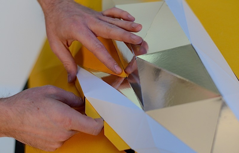 origami and its evolution The unfolding evolution of origami   we'll also hear how origami is used beyond the art world, in mathematics, science, and technology watch the pbs documentary, between the folds .