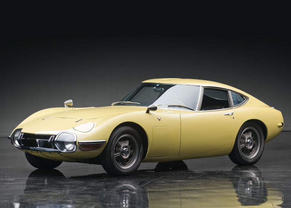 asia s most expensive car is a toyota 2000gt autoevolution. Black Bedroom Furniture Sets. Home Design Ideas