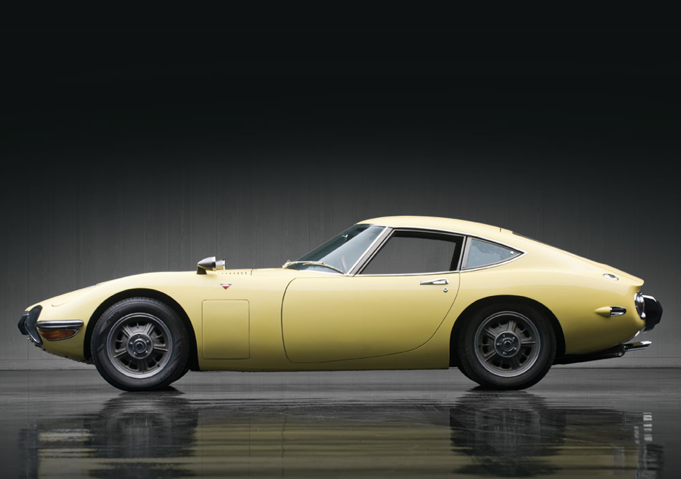 Asia S Most Expensive Car Is A Toyota 2000gt Autoevolution