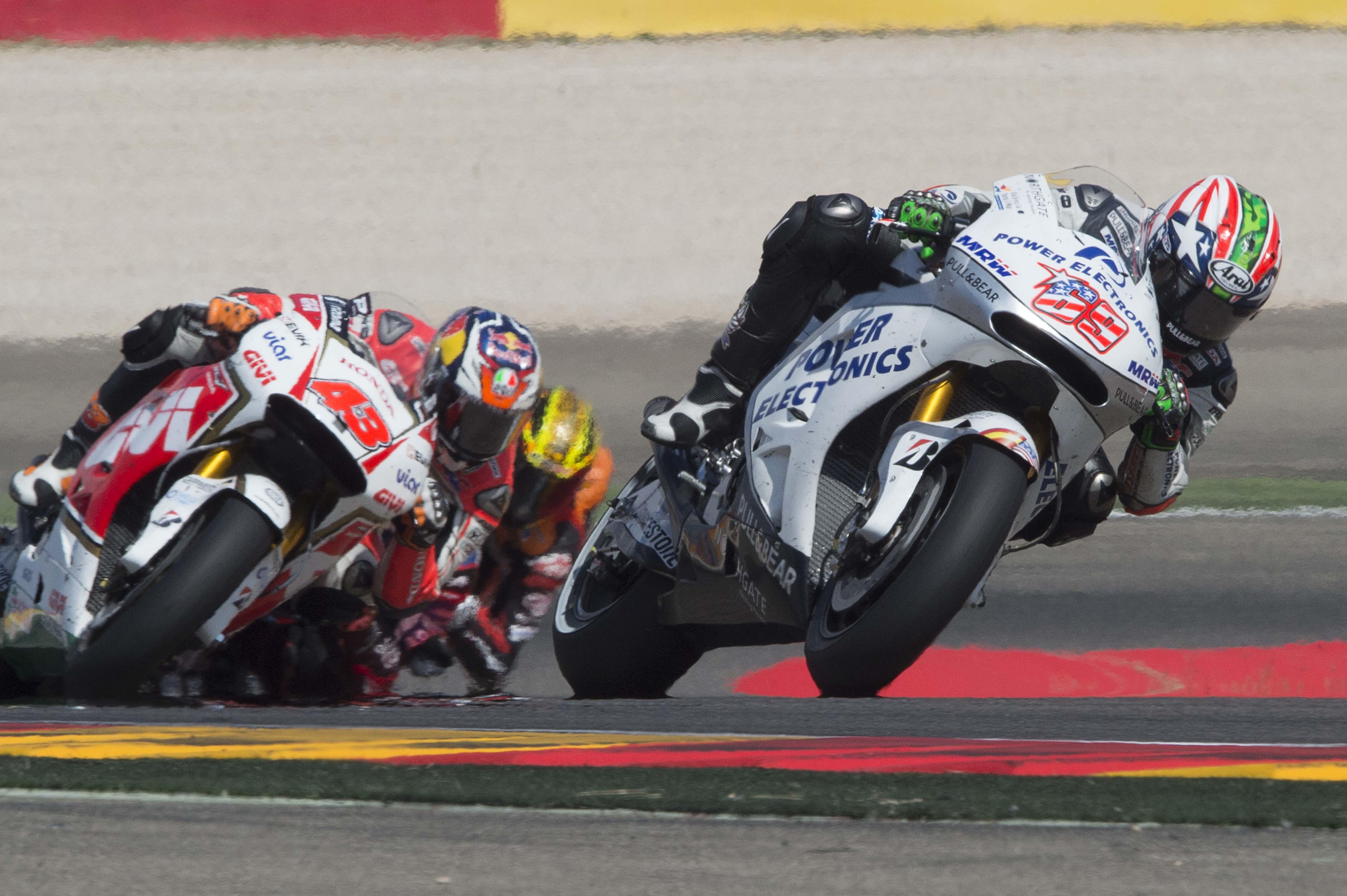 Aspar Ditches Honda Buys Ducati Bikes And Showa