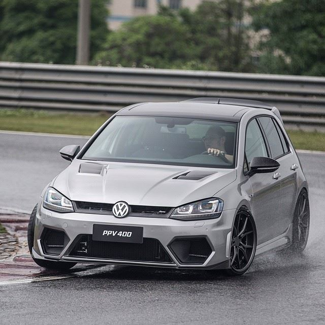 ASPEC PPV400 Is a 400 HP Golf R from China That Looks Like a Lamborghini - autoevolution