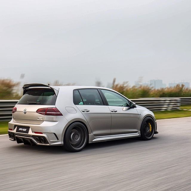 ASPEC PPV400 Is a 400 HP Golf R from China That Looks Like ...
