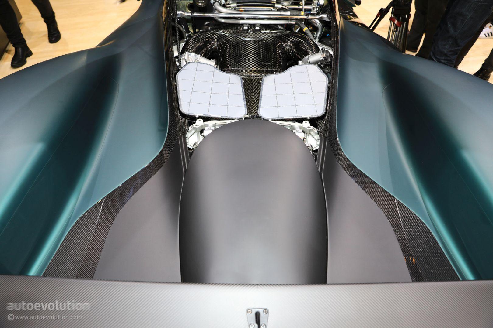 Aston Martin Valhalla is the newest Bond auto