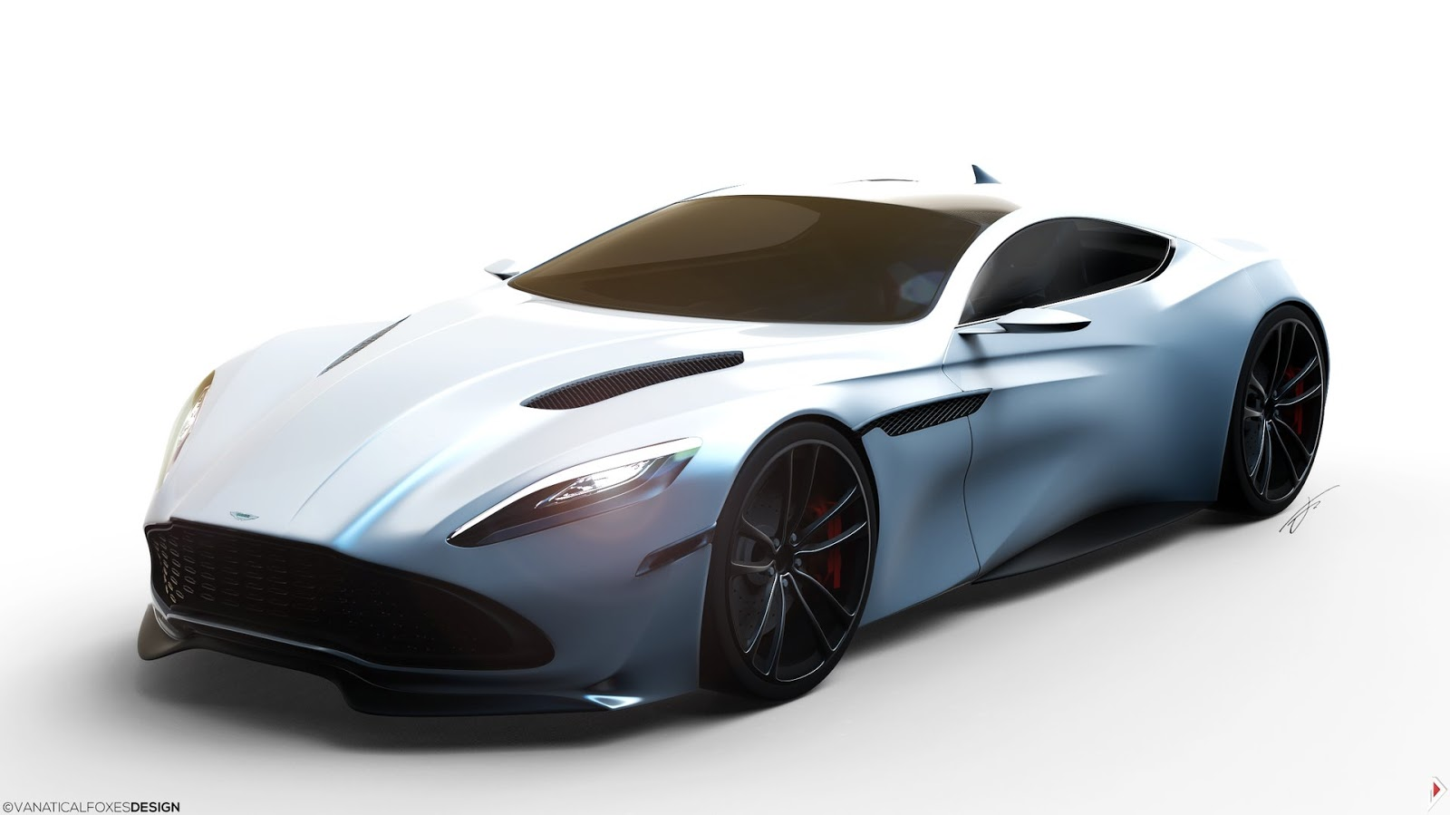 aston martin db11 imagined in jaw-dropping renderings - autoevolution