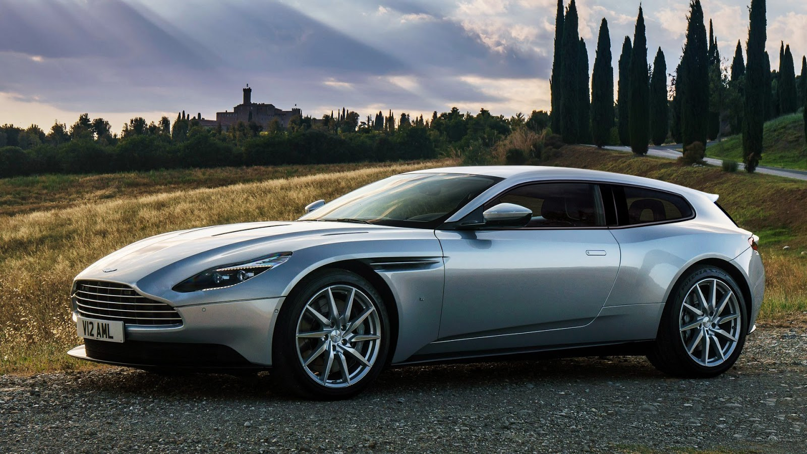 aston martin db11 shooting brake rendering makes sense autoevolution. Black Bedroom Furniture Sets. Home Design Ideas