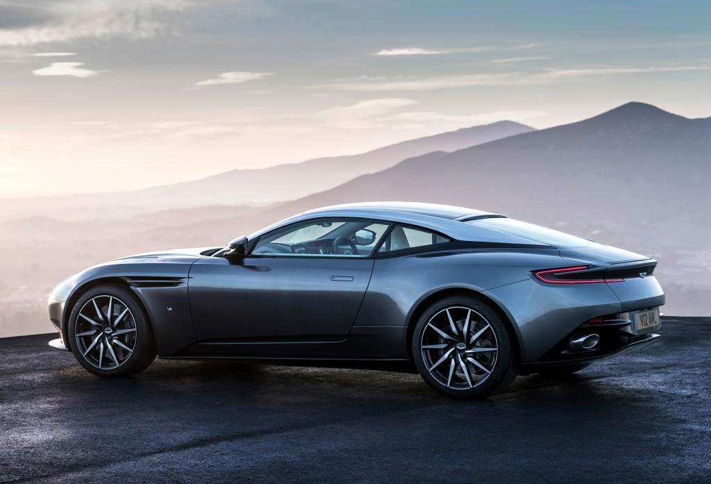 Aston Martin Db11 Shooting Brake Rendering Makes Sense