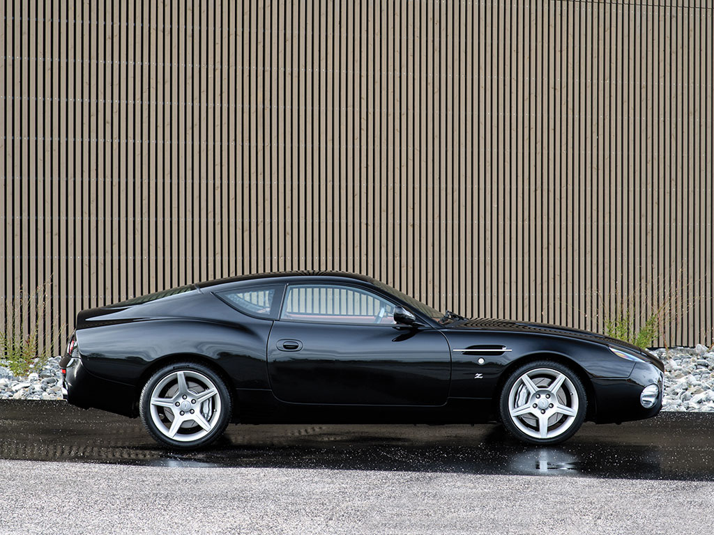 aston martin db7 zagato chassis number 001 looking for new, caring