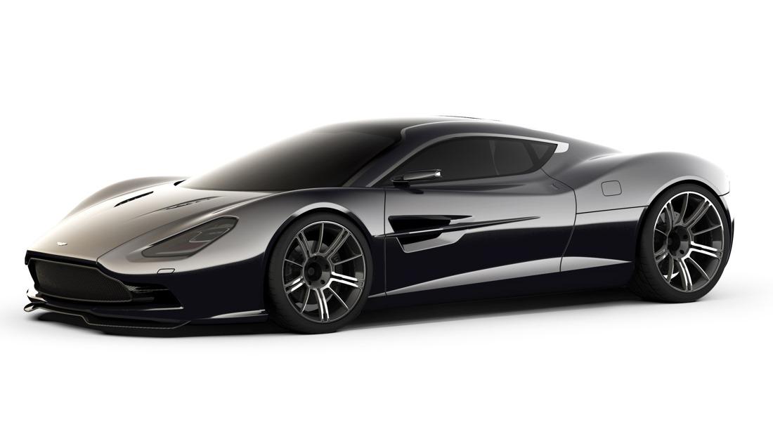 Superieur Aston Martin DBC Concept Aston Martin DBC Concept ...
