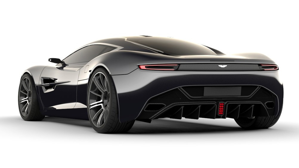 Aston Martin Dbc Concept Rendered Autoevolution
