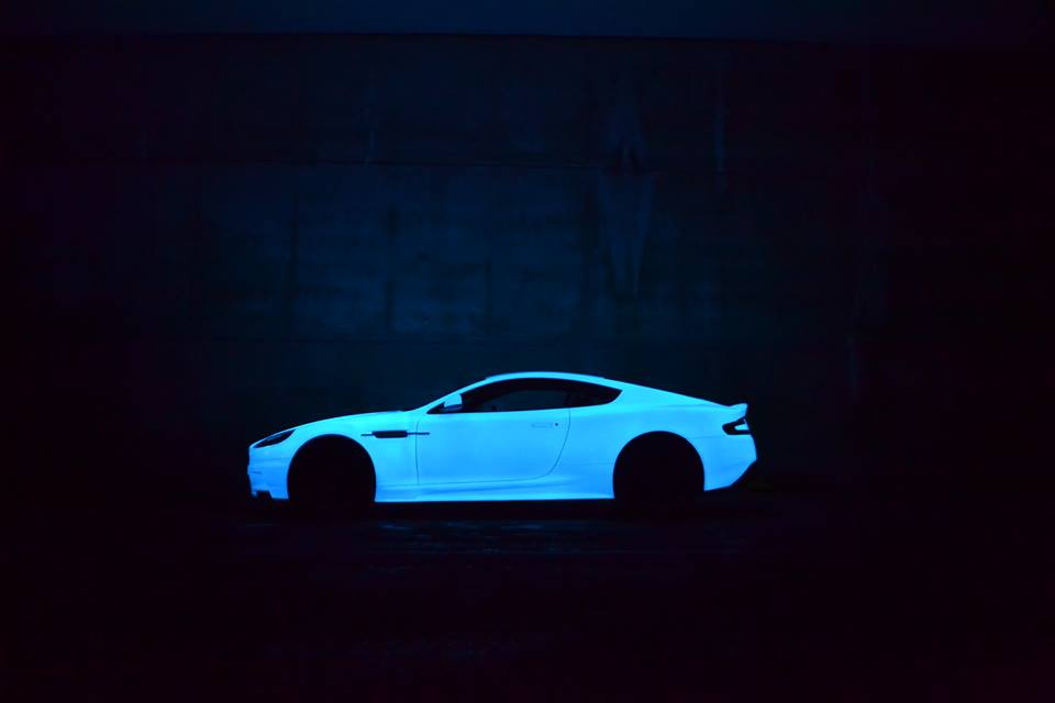 Aston Martin Dbs Quot Glow In The Dark Quot Edition Is Ready For