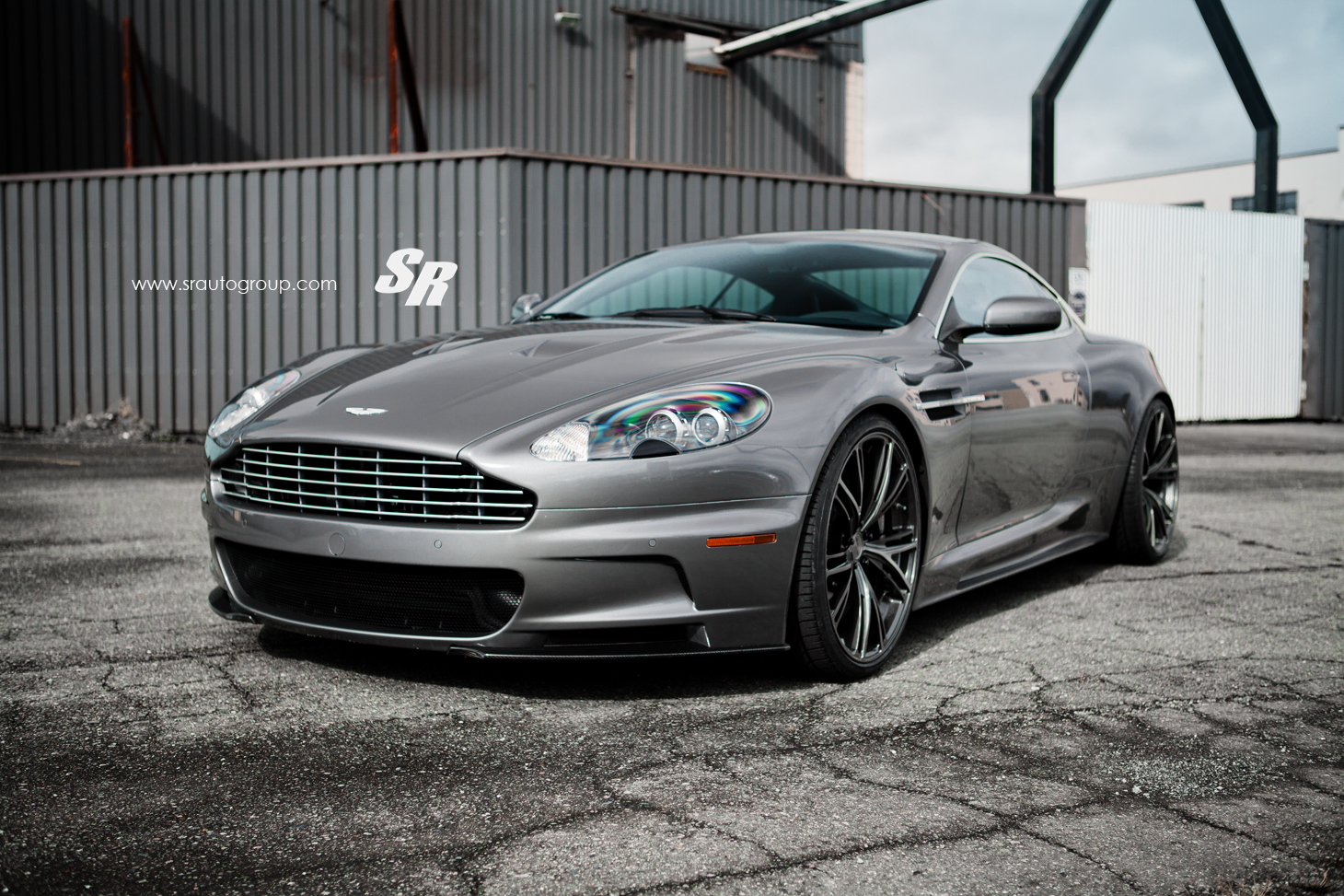 Aston Martin DBS on Steroids - autoevolution