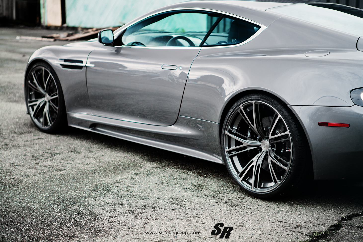 Aston Martin Dbs On Steroids Autoevolution