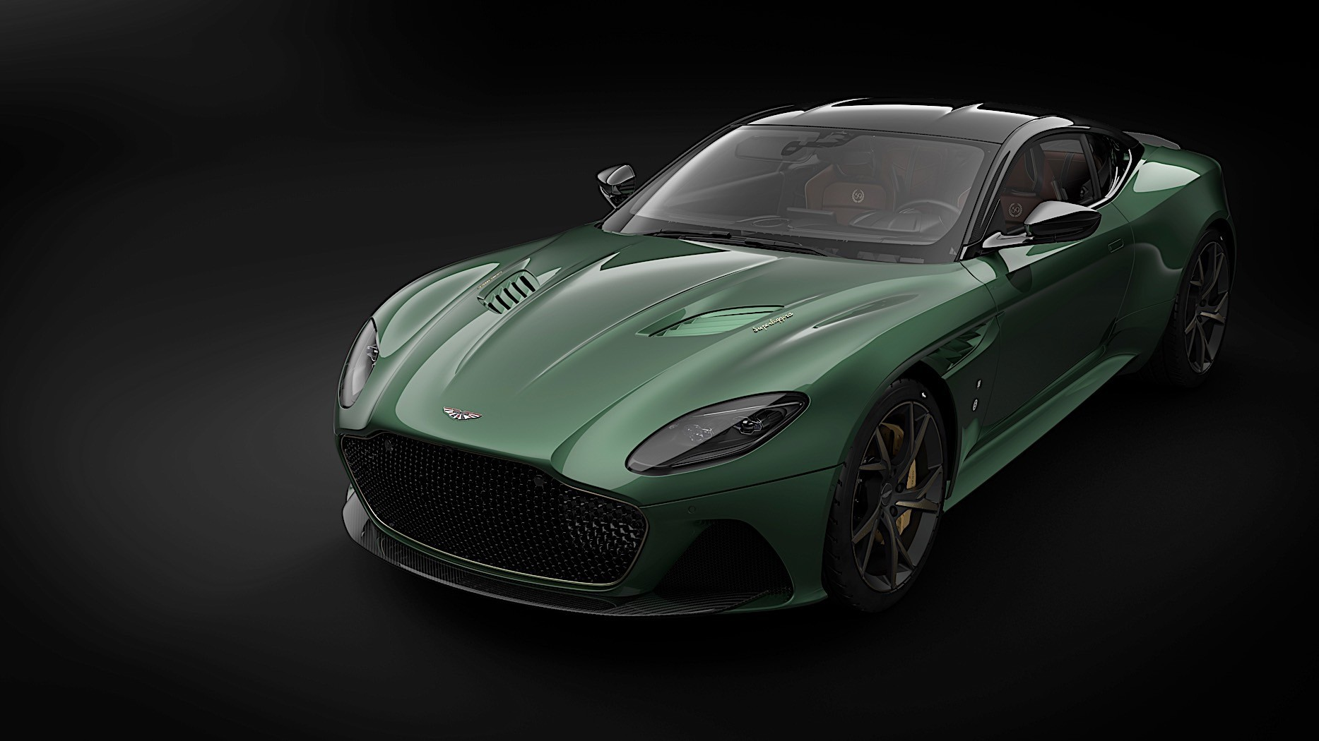 Aston Martin launches race-inspired DBS 59 special edition