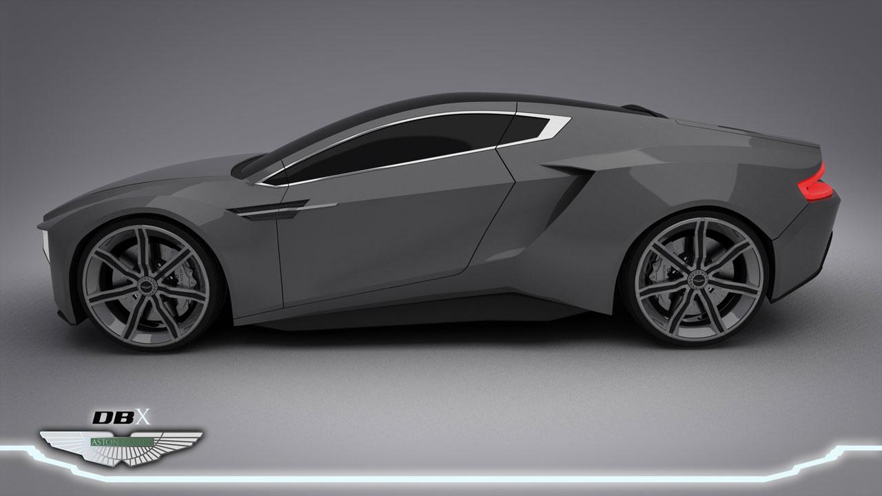 Aston Martin Dbx Concept Study Autoevolution