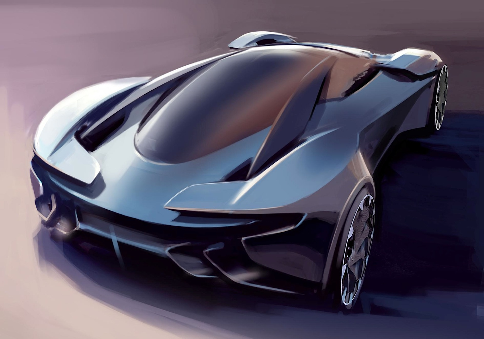 Aston Martin DP-100 Concept Looks Like a British Pagani [Video ...
