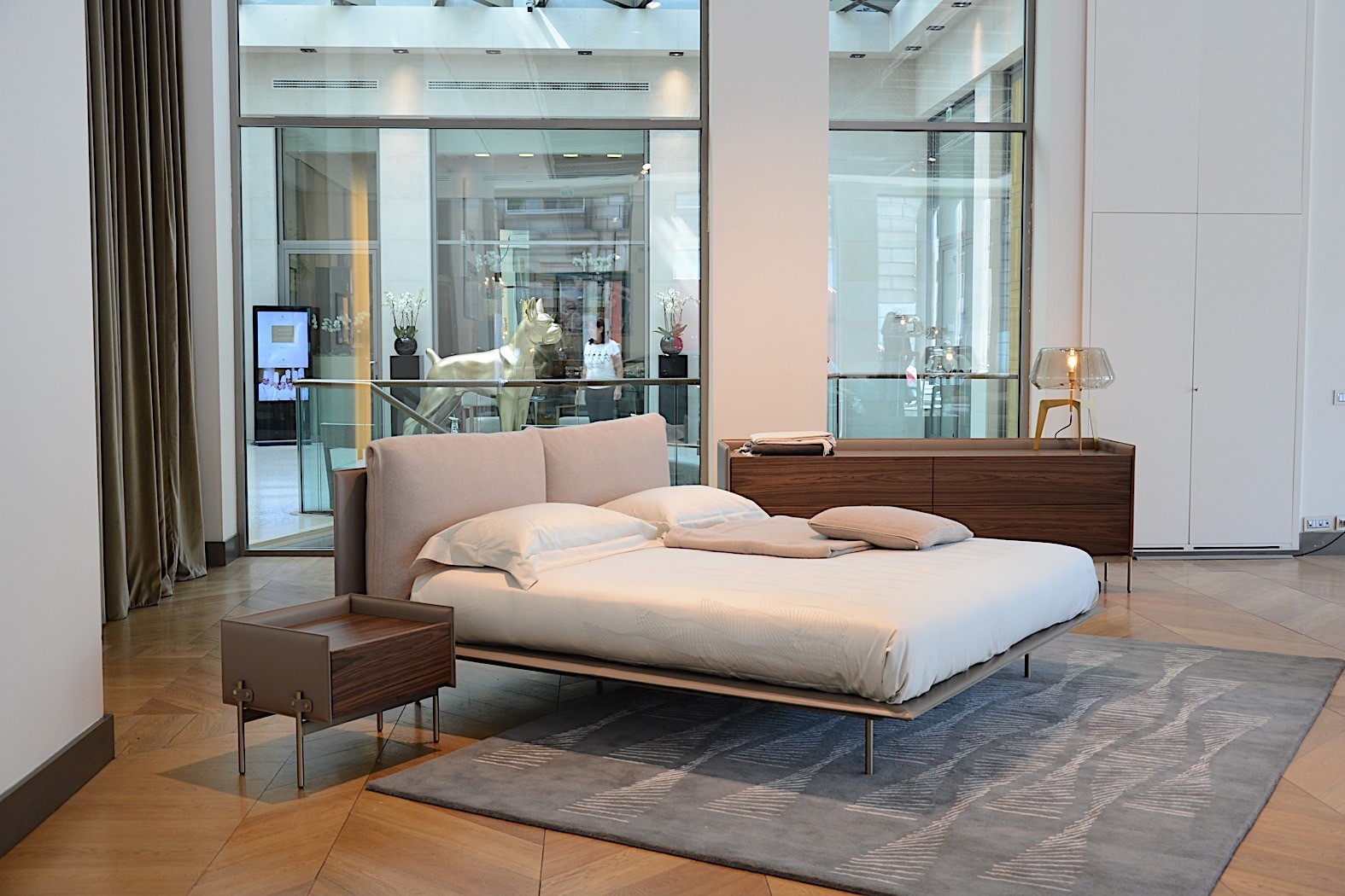 Aston Martin Furniture Collection Shown At Salone Del Mobile