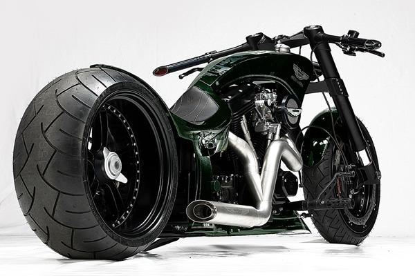 Aston Martin Hommage By Custom Wolf Autoevolution
