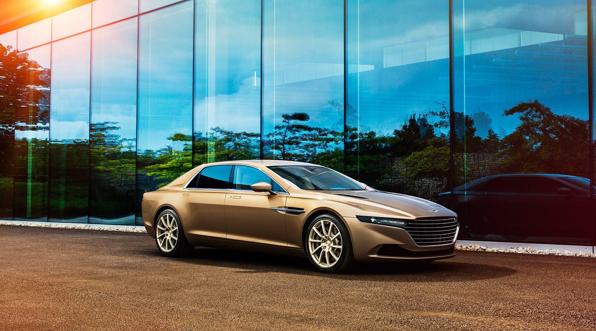 Aston Martin Lagonda Ltd