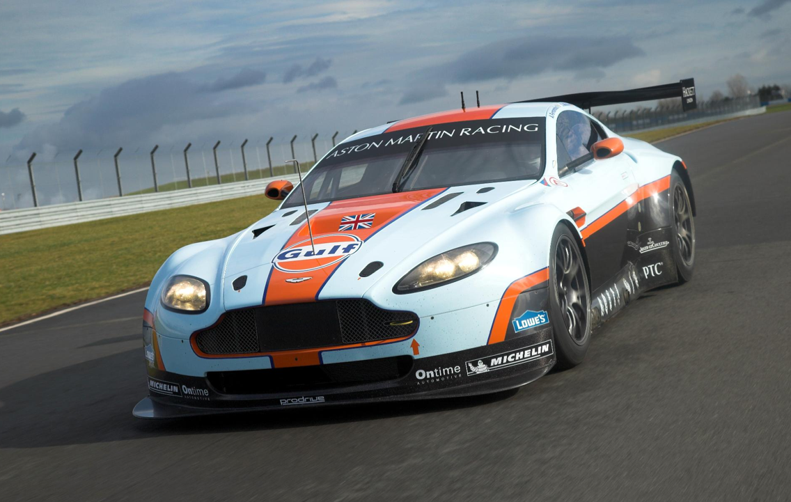 Aston Martin Returning To Le Mans And Endurance Racing Video
