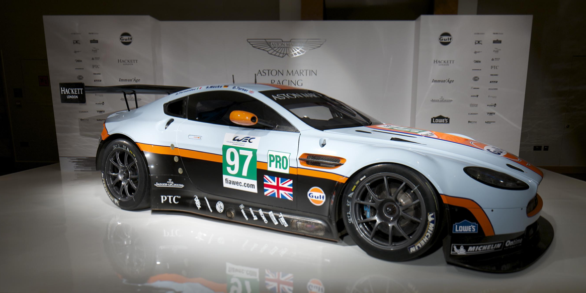 aston martin returning to le mans and endurance racing autoevolution. Black Bedroom Furniture Sets. Home Design Ideas