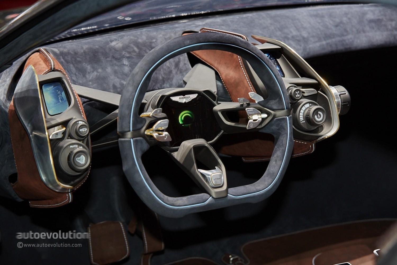Aston Martin Suv To Have Interior Designed In China