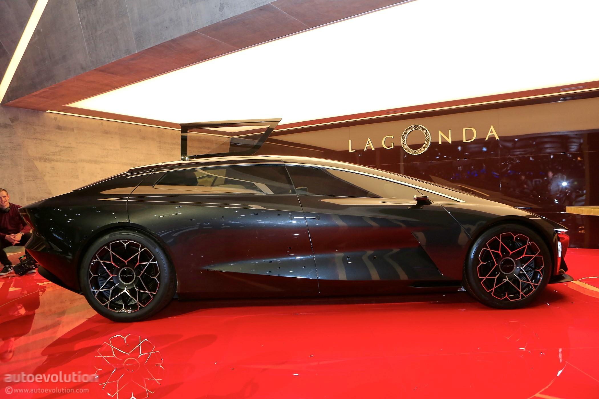 Aston Martin To Launch Lagonda Varekai Suv In 2021 Autoevolution