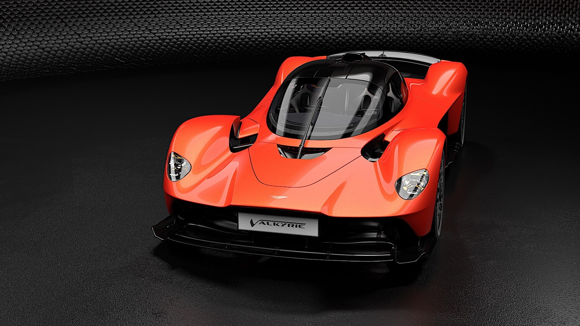 Aston Martin's Valkyrie officially has 1,160 horsepower