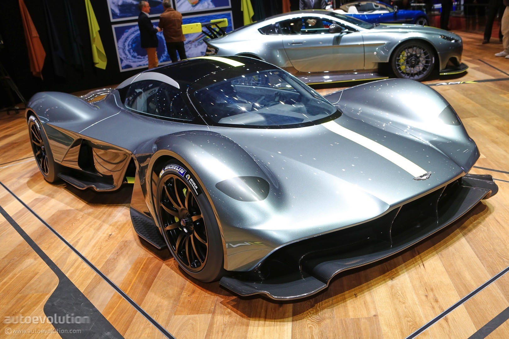 Aston Martin Valkyrie Reportedly Packs Around Hp further Ferrari Superforte together with Aston Martin Displays Harrods Storefront furthermore Aston Martin Vantage as well Aston Martin Vanquish S Spied For The First Time. on aston martin db11