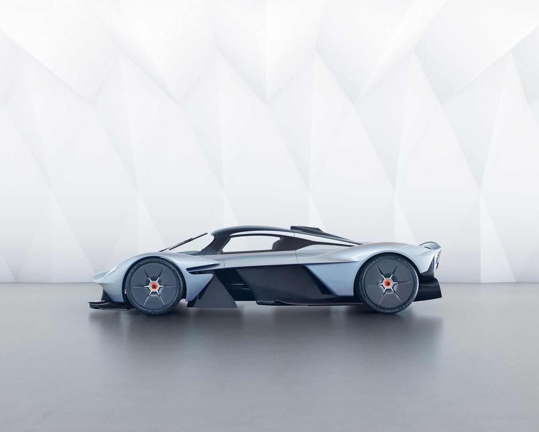 Aston Martin Valkyrie S Cosworth V12 Engine Sounds Amazing Autoevolution