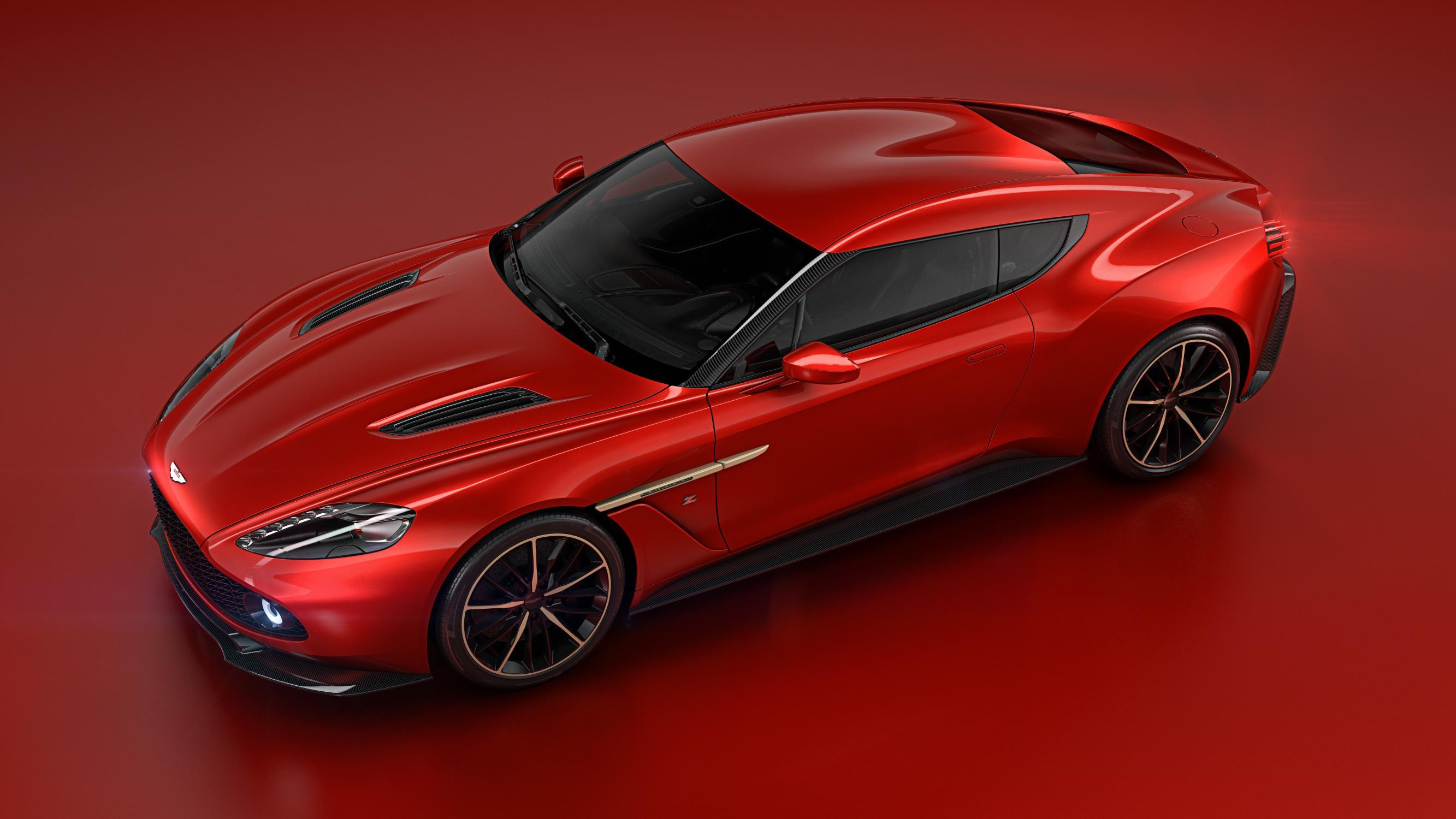 Aston Martin Vanquish ...