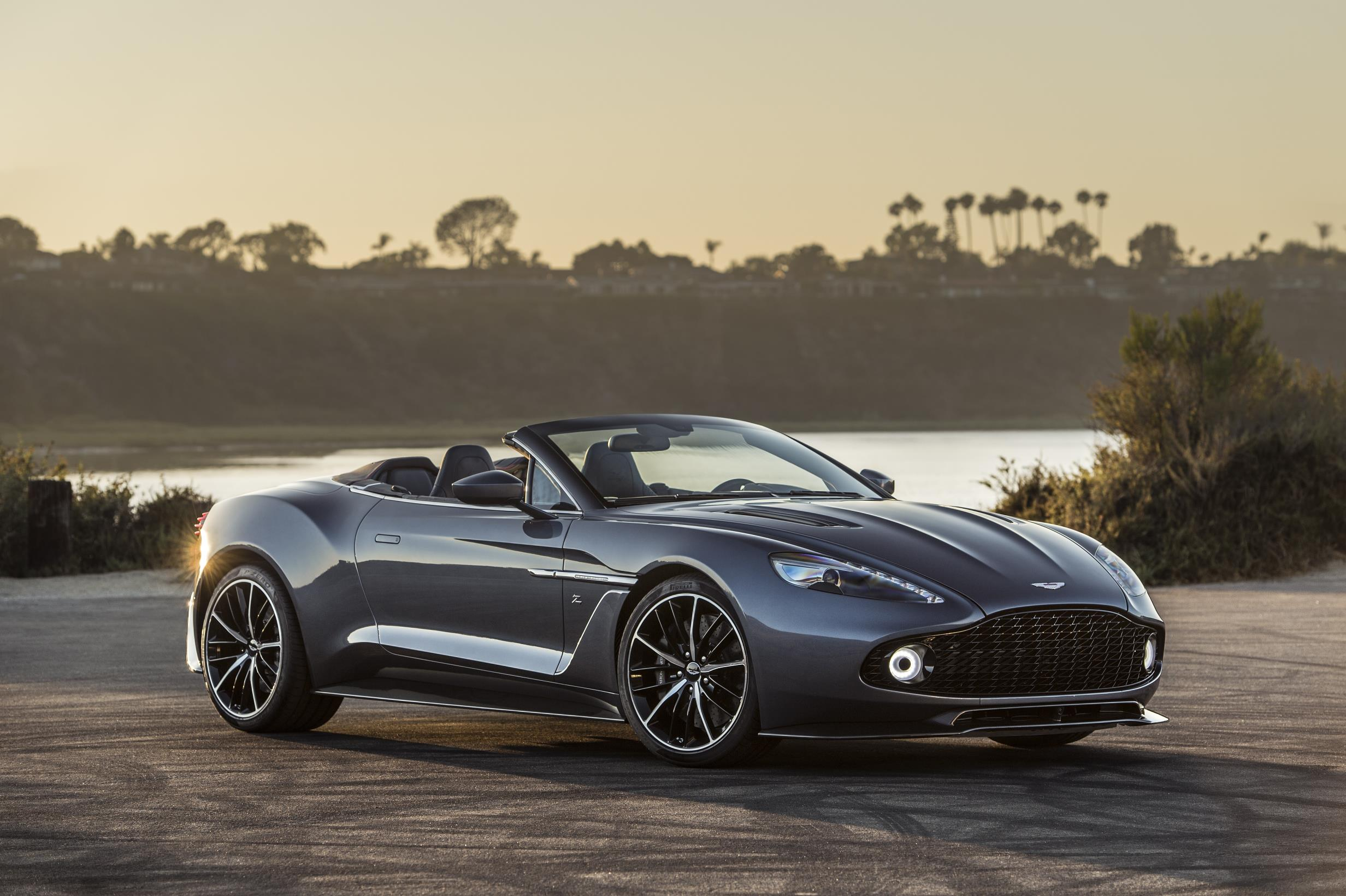 Rims For Cheap >> Aston Martin Vanquish Zagato Shooting Brake Joins Speedster, Volante, Coupe - autoevolution