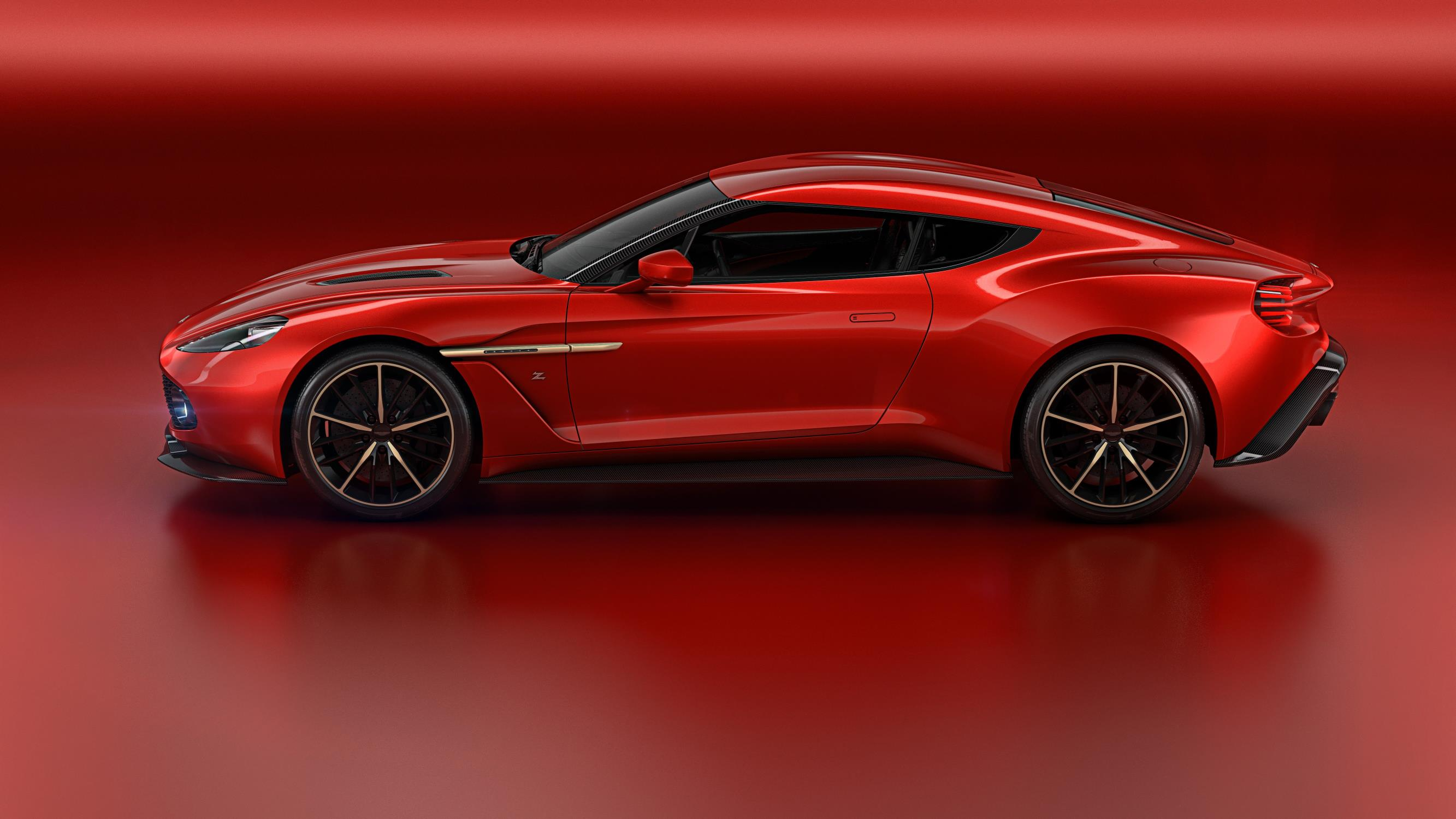 Aston Martin Vanquish Zagato Volante Reportedly Priced From 850 000 Autoevolution