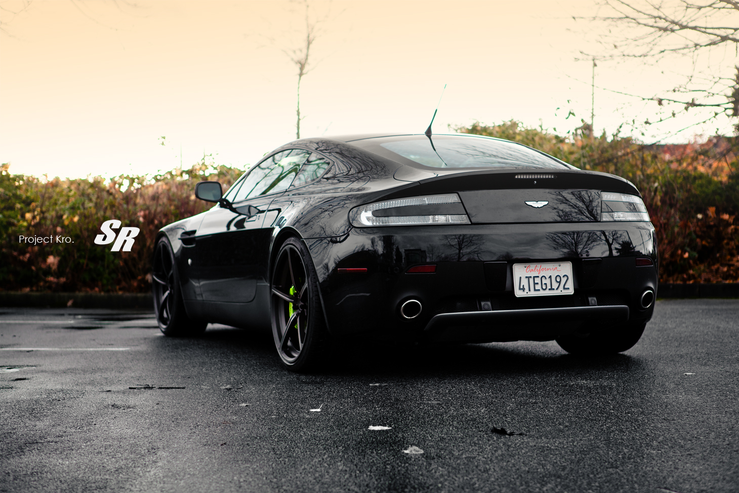 Aston Martin Vantage Project Kro - autoevolution