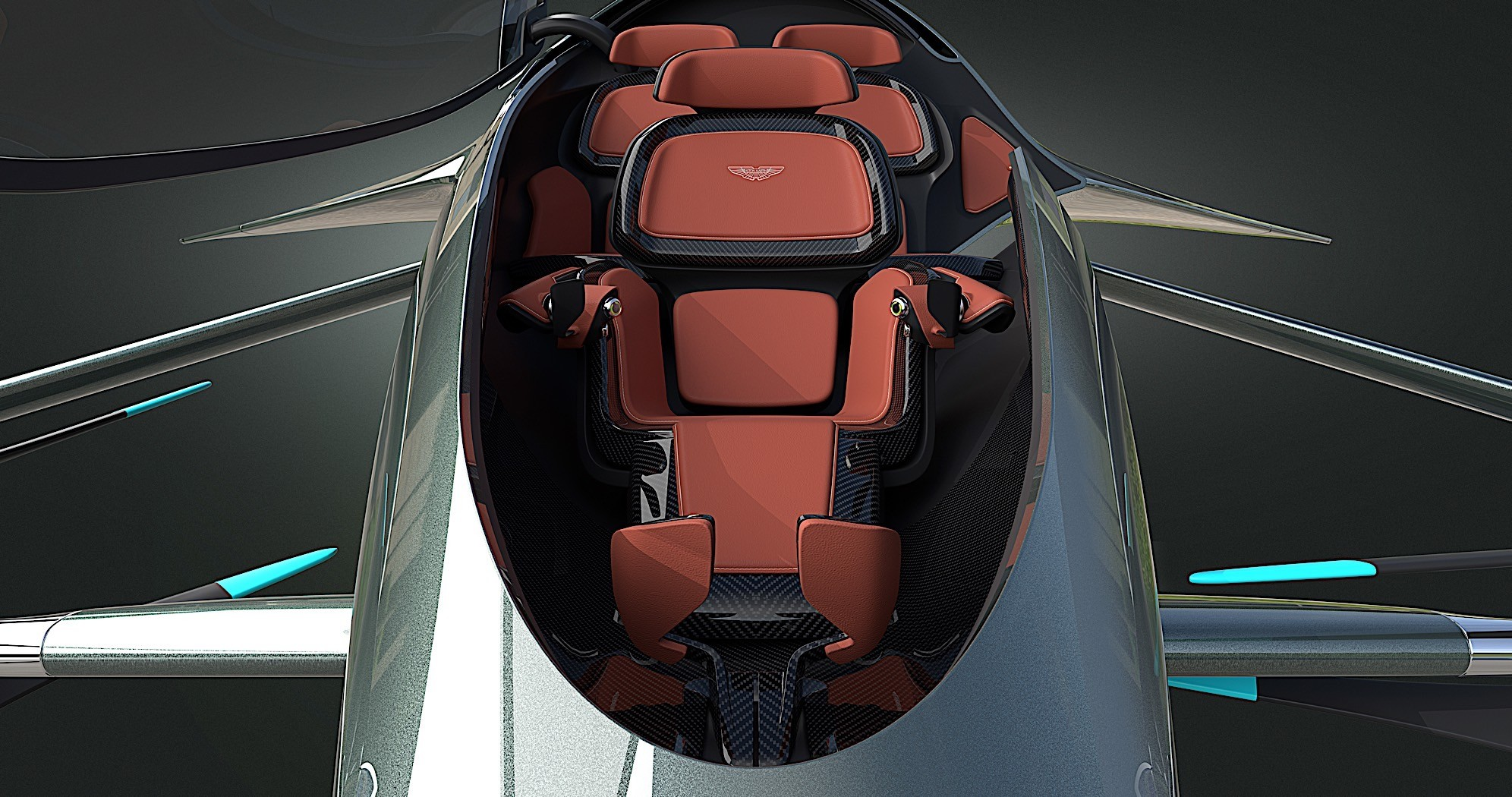 aston martin volante vision concept is the db for the