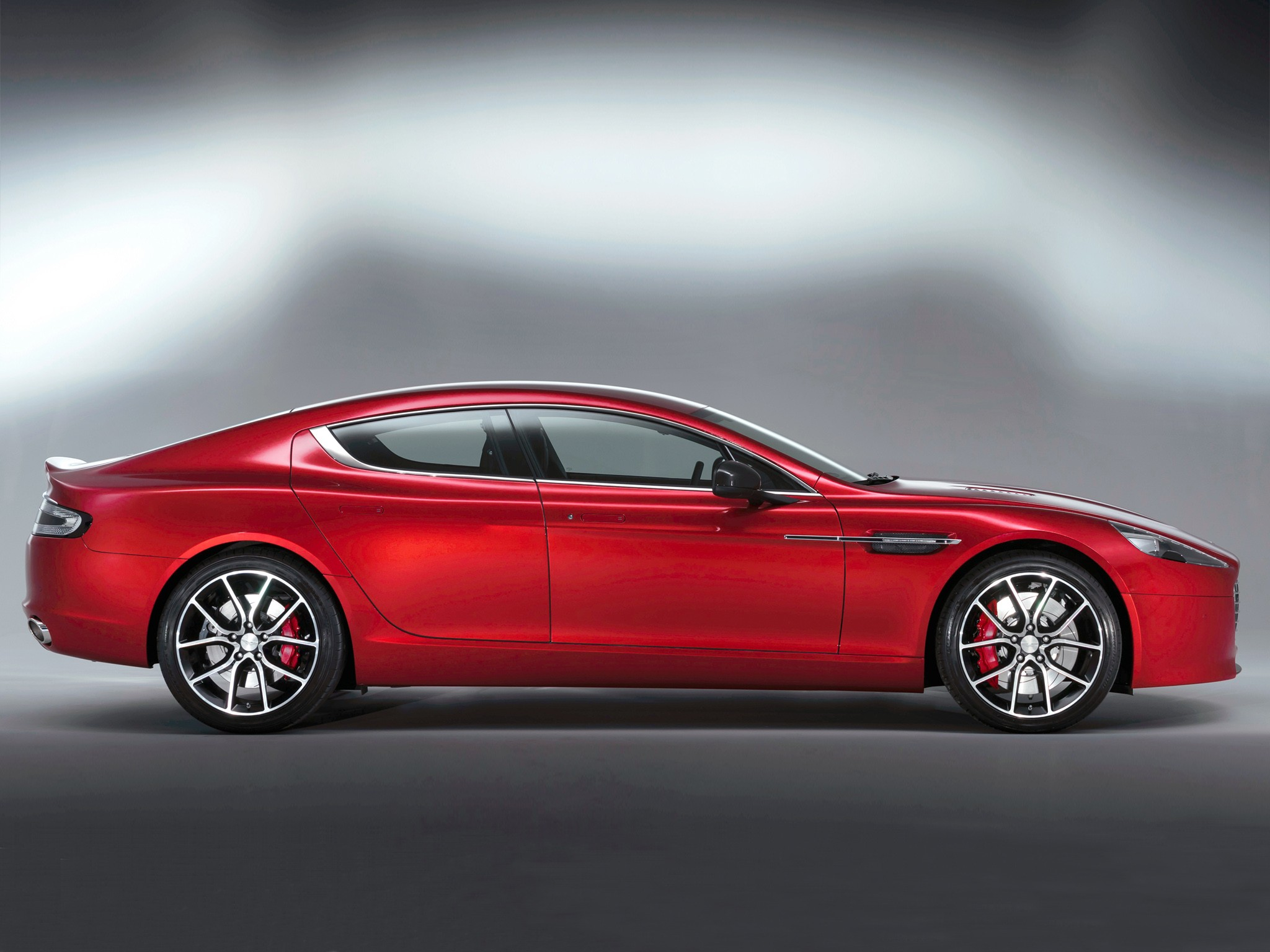 aston martin will replace rapide with electric sedan in 2018 autoevolution. Black Bedroom Furniture Sets. Home Design Ideas