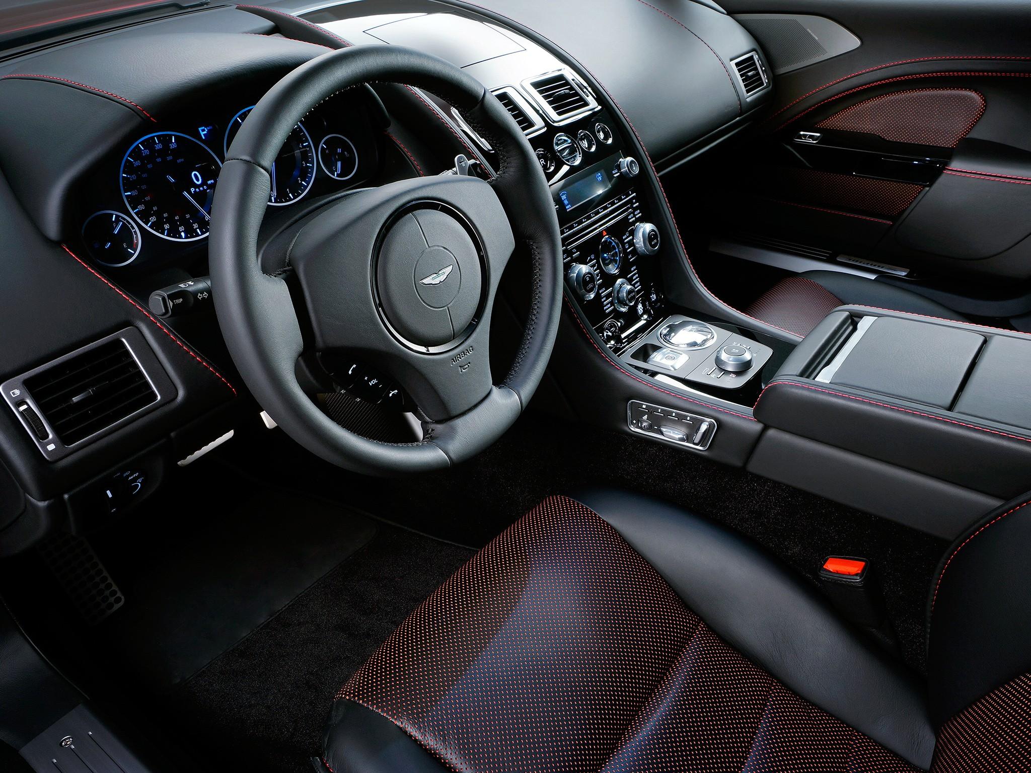 Aston Martin Will Replace Rapide With Electric Sedan In - 2018 aston martin rapide s