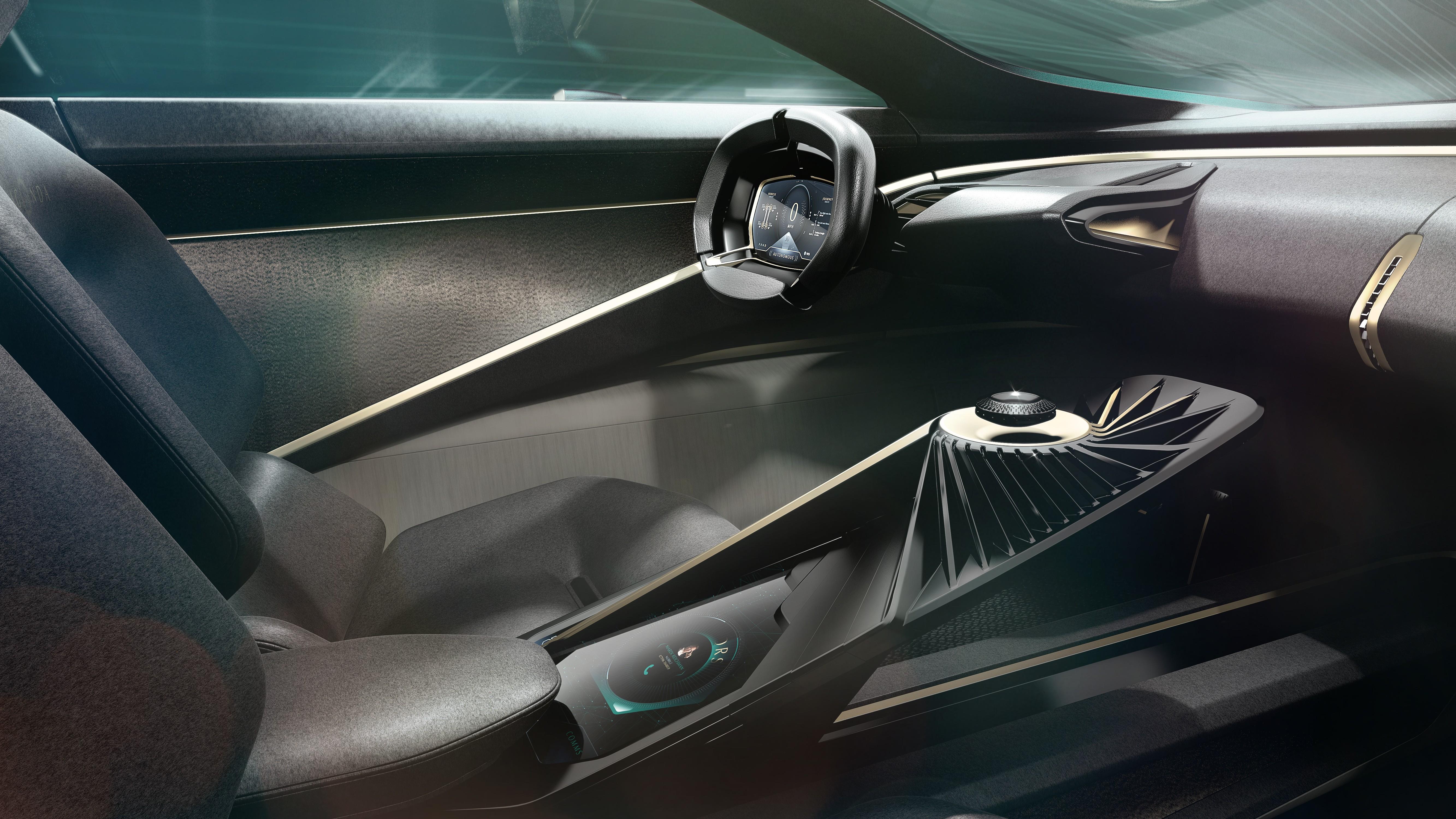 Aston Martin S Lagonda All Terrain Is The Future Of Luxury Suvs Autoevolution