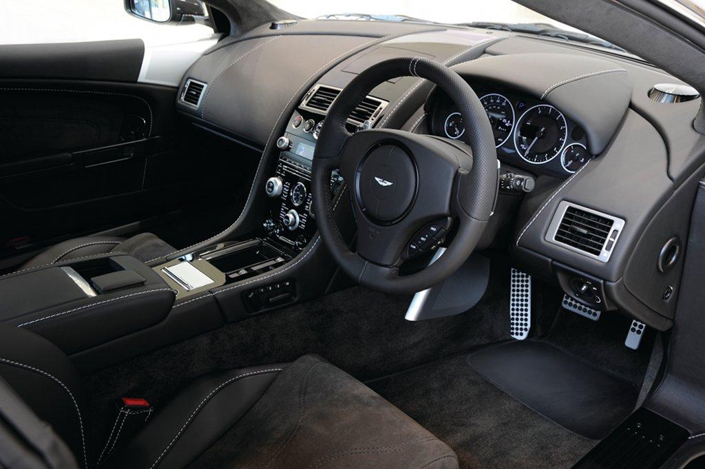 V12 Vanquish Interior Aston Martin s V12 Vantage and