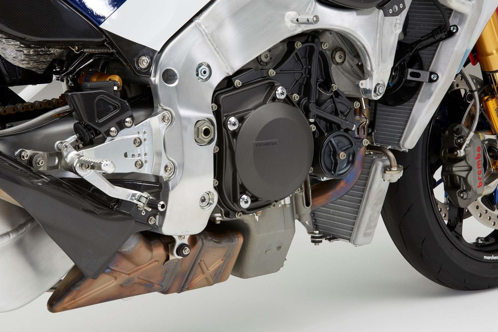 At 188 000 Honda Rc213v S Is Disappointing With 159 Hp In Stock Trim Autoevolution